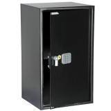 YEC/695/DB1 - Alarmed Safety Storage Cabinet<br> XL Office Solution