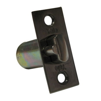 70mm Entrance Latch Only - Antique Brass