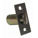 578-02-00T-SS - 70mm Entrance Latch Only - Satin Silver