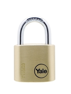 Y110/30/117/1 - 30mm Brass<br> Padlock